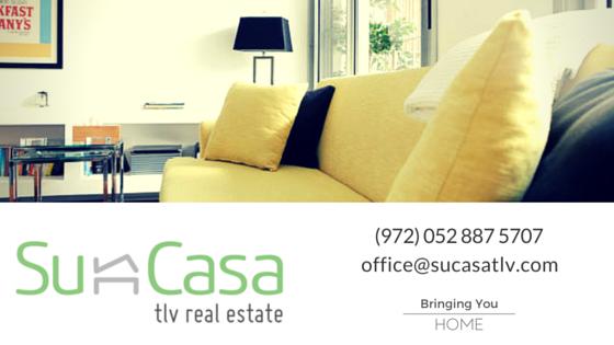 Su Casa Tel Aviv Real Estate Property Management Services