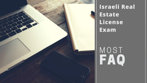 What You Need to Know on the Israeli Real Estate License Exam