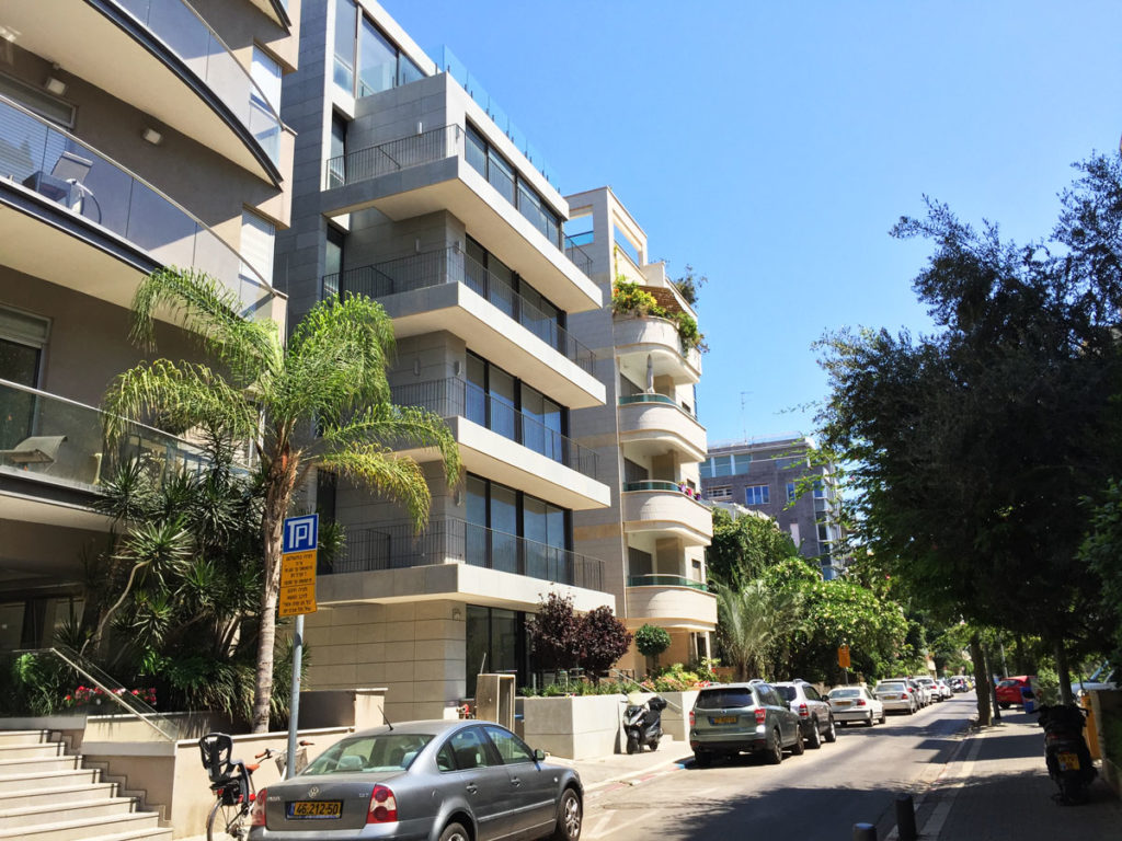 New Apartment Buildings Are Taking Place In Some Of Central Tel Avivu0027s Most  Sought After Streets